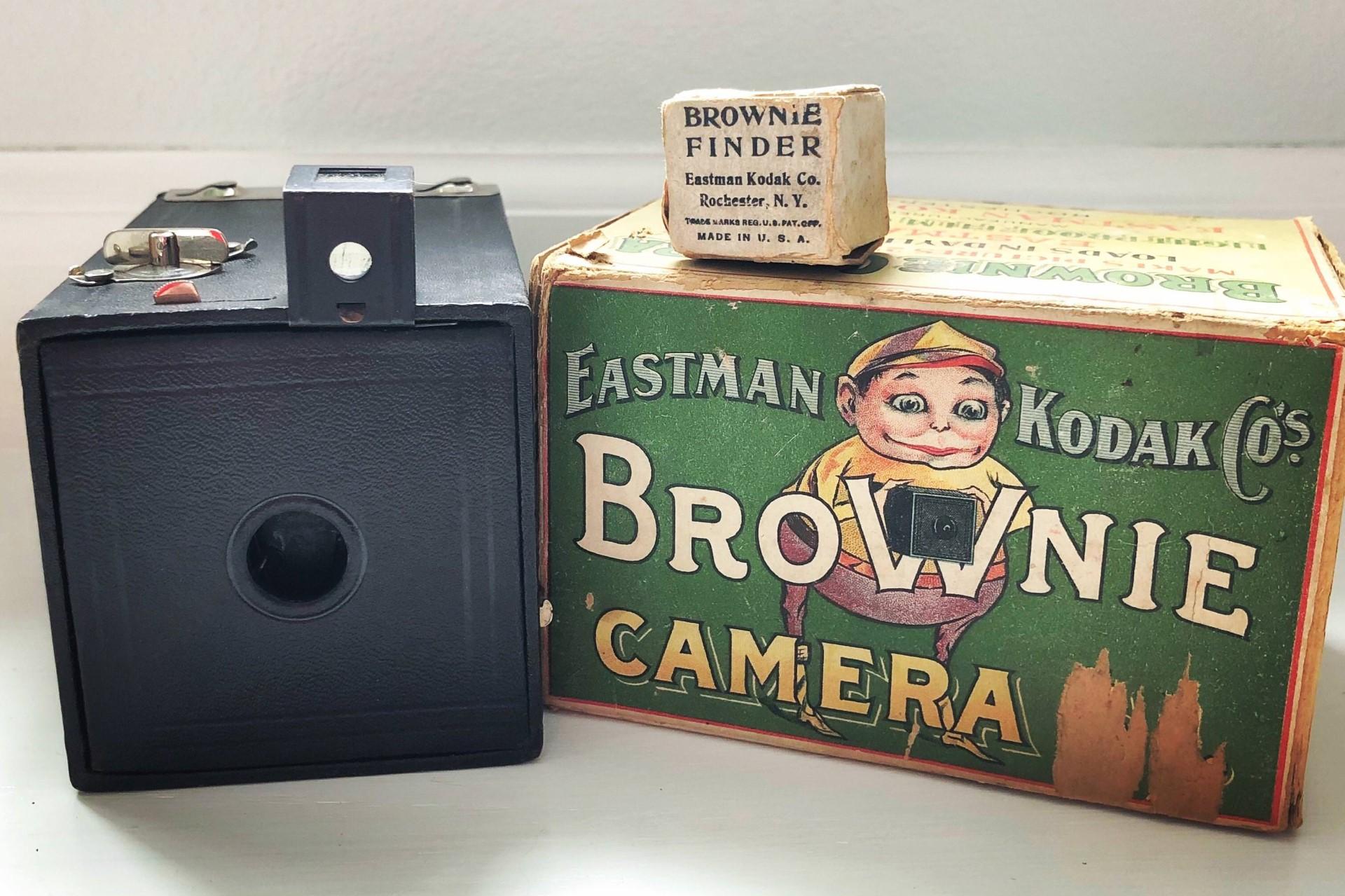 Kodak Brownie nº2 - José Álvarez Fotografía