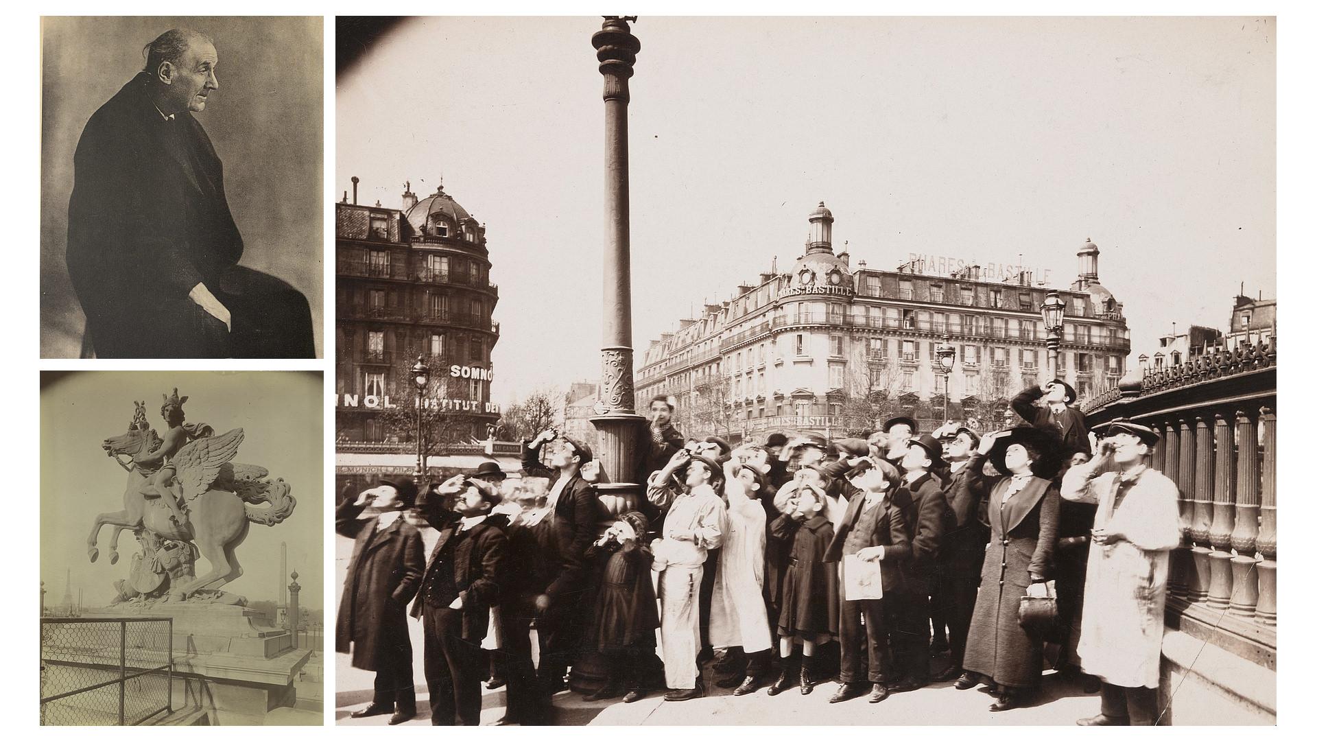 Eugène Atget - El viejo París - Historia de la Fotografía - José Álvarez Fotografía