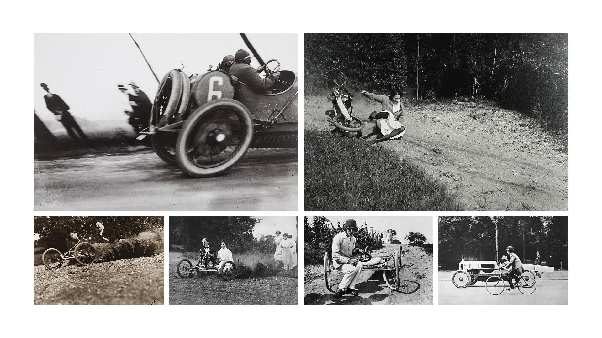 Jacques Henri Lartigue - El Fotógrafo de la Felicidad - Historia de la Fotografía - José Álvarez Fotografía