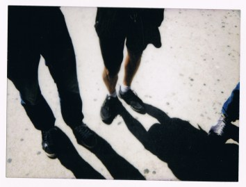 """""""Chatting with the shadows."""""""