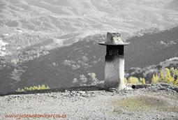 Entre Capileira y Bérchules. Esperando las primeras nieves de Sierra Nevada
