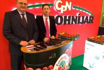 IGP Tomate La Cañada mira hacia Italia y Polonia
