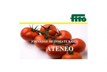 Días 9 y 10 de febrero. Jornadas de tomate rama de Fitó