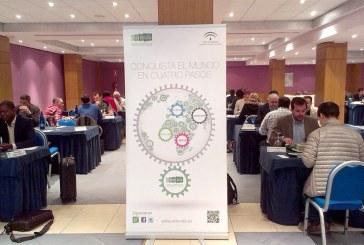 17 países acuden al X Encuentro de la industria auxiliar de la agricultura de Almería