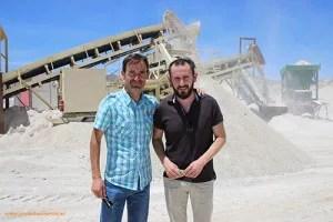 Agroquímicos Hermanos López, David y Jorge. Distribuidores en Murcia de Yescal.