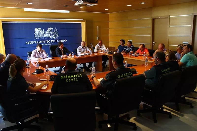 Consejo de Seguridad de El Ejido. Seguridad en el campo
