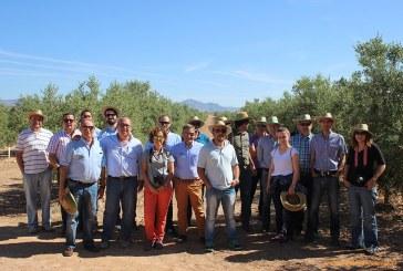El yeso de las canteras de Sorbas se introduce en la agricultura