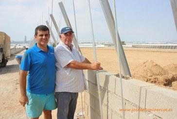 Pistoletazo de salida a la campaña agrícola en Almería