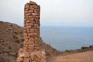 Caminos de Cabo de Gata en Almería, Andalucía