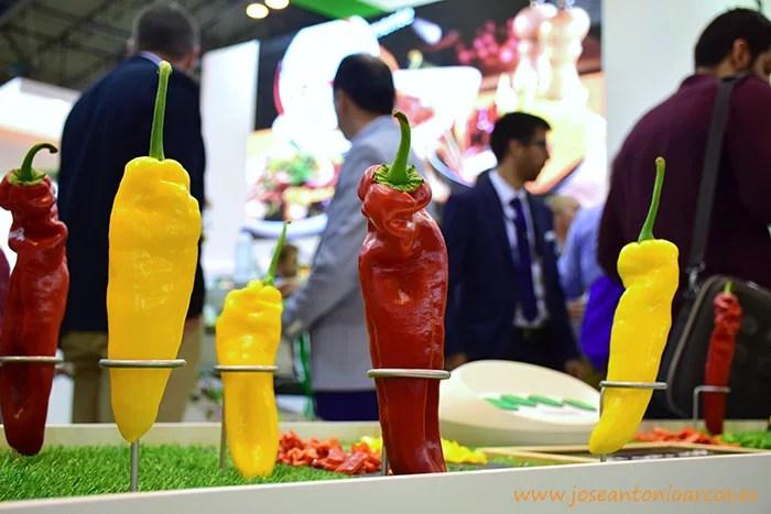 Sweet Palermo en rojo y amarillo. RZ en Fruit Attraction 2016
