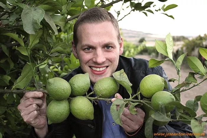 Nils Angelike, comercial Lexportia Bio.