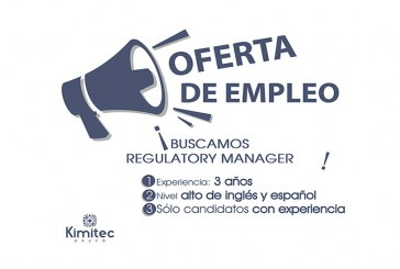 Kimitec Group is looking for Regulatory Manager