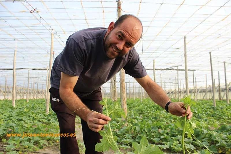 Juan Antonio Castillo, agricultor abderitano.