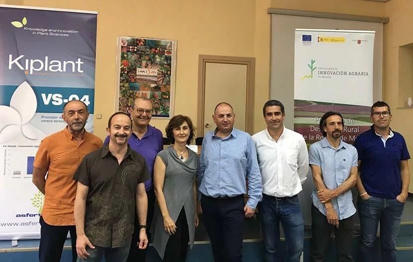 Asfertglobal presenta en el IMIDA sus soluciones para la agricultura ecológica