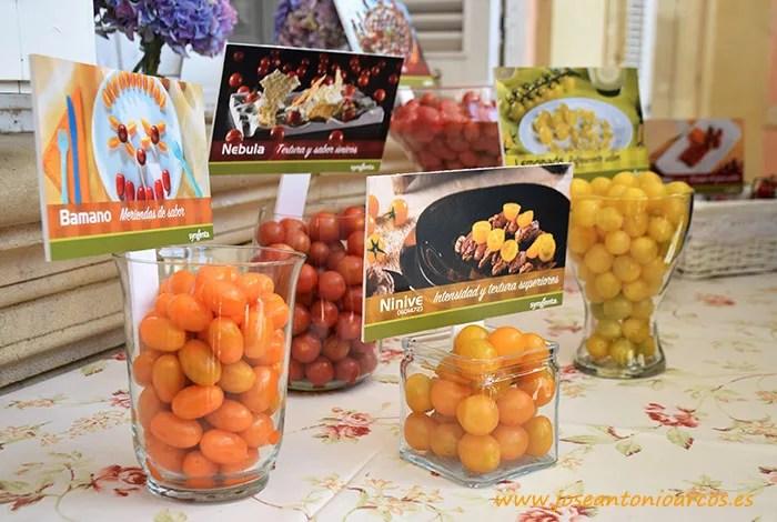 Tomates cherry de Syngenta. El sabor en el tomate