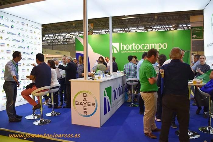 Hortocampo celebra 30 años de vida en InfoAgro Exhibition 2017.