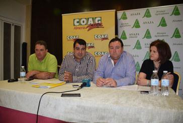 SOS de Asaja y Coag ante la crisis de precios de esta primavera