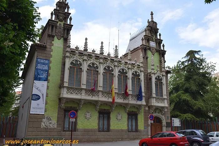 Museo de la Cuchillería en Albacete.