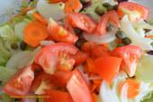 La ensalada de este verano lleva tomate holandés