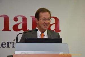 Matthijs van Bonzel. Embajador de Holanda en España.