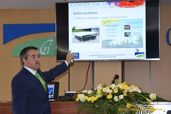 Gervasio Tapia, director técnico de SAT Costa de Níjar.