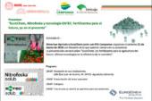 Día 21 de marzo. Jornada sobre fertilizantes en EFA Campomar