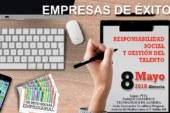 Día 8 de mayo. Jornada 'Empresas de éxito: responsabilidad social y gestión del talento'