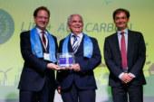 "Aritmética del carbono en agricultura, mejor proyecto LIFE (""Best of the Best"")"