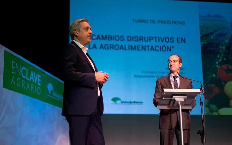 Los cambios disruptivos en la agroalimentación.