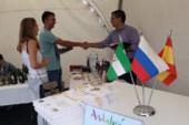 Extenda abre mercado en la 'Taste of Moscow'