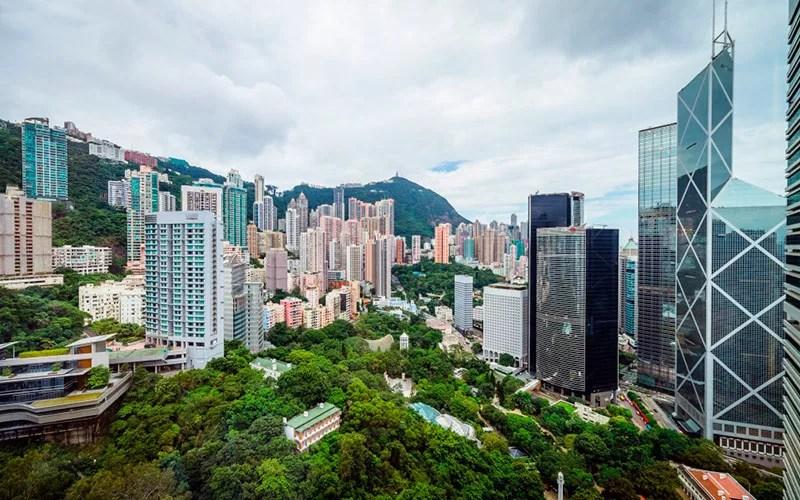 Ciudad de Hong Kong en la que se ha celebrado el evento.