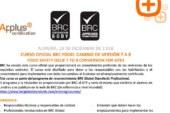 Día 18 de diciembre. Curso oficial BRC FOOD: Cambio de versión 7 A 8