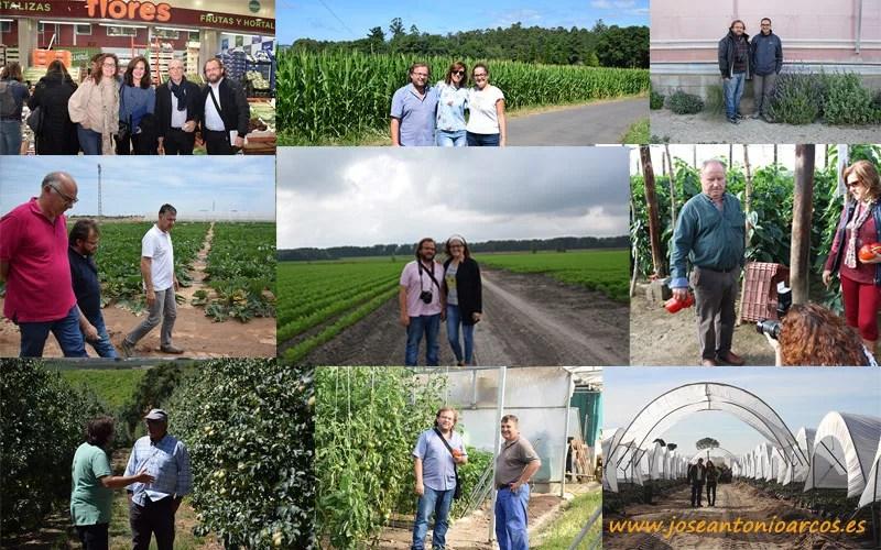Resumen agrícola de 2018.