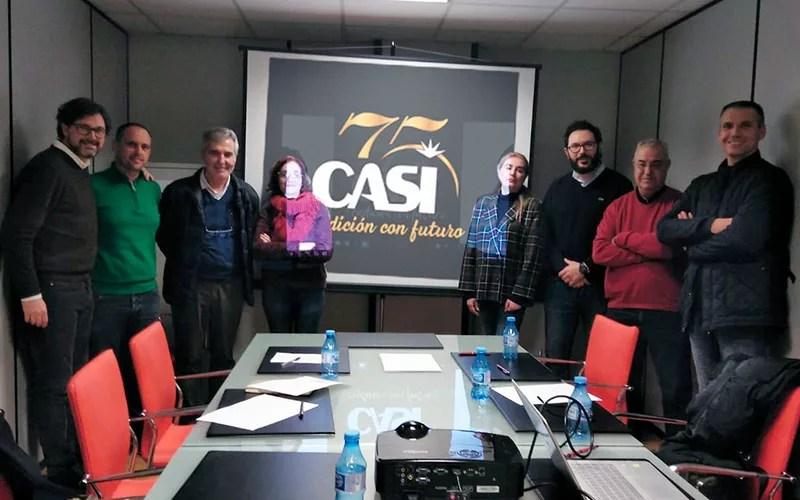 CASI cumple 75 años en Fruit Logística 2019.