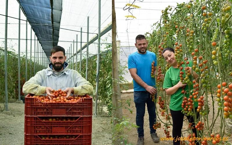 Izquierda: Mario Ramírez. Derecha: Antonio Arellano y Alicia Alabarce. /joseantonioarcos.es
