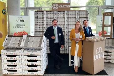 Barquetas sostenibles en cartón, en AECOC  2019