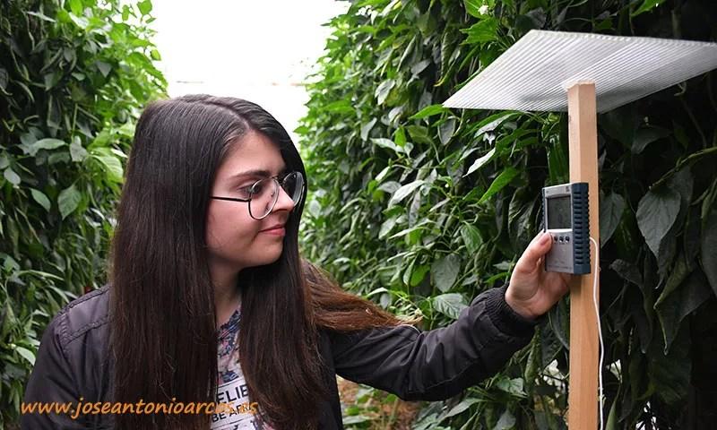 Noelia Rubí, graduada en EFA Campomar. /joseantonioarcos.es