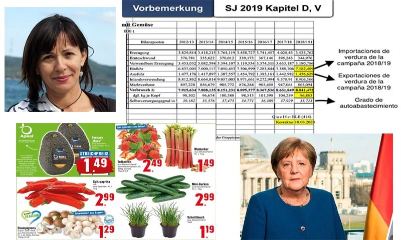Frutas y verduras en Alemania en tiempos del coronavirus. /joseantonioarcos.es
