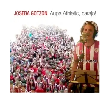 Single Aupa Athletic, carajo!