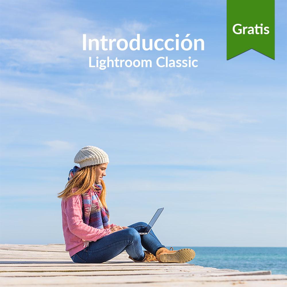 Curso Online Lightroom Classic Gratis