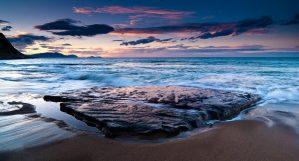 Playa de Azkorri. Bizkaia