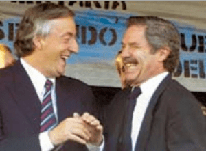 Felipe Solá: Hay una cacería contra Cristina Kirchner
