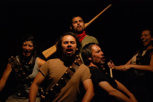 Nuestra América - Compañía Teatro Público