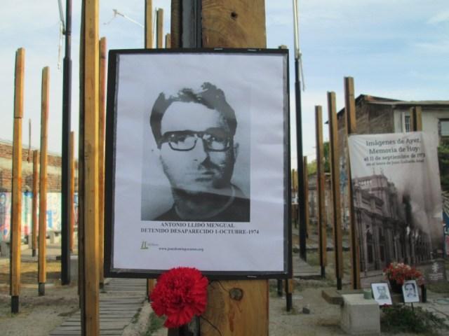 Antonio Llidó Mengual Detenido Desaparecido el 1° de octubre de 1974