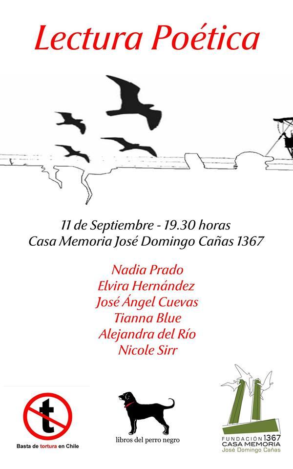 afiche 11 de septiembre 2014