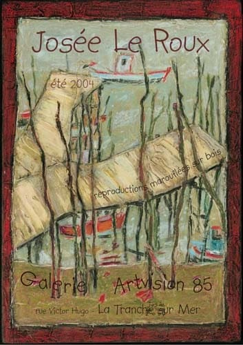ARTVISION-2004, affiches