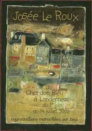 Chardon Bleu 2002