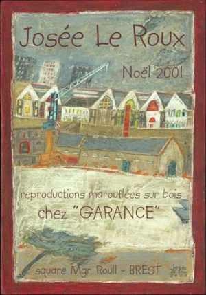 Garance 2001