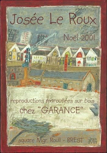Garance 2001, affiches