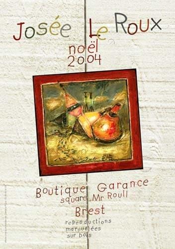 Garance 2004, affiches